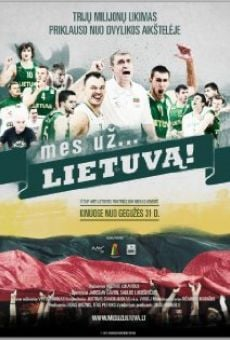 Ver película Mes uz... Lietuva!