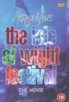 Película: Message to Love: The Isle of Wight Festival