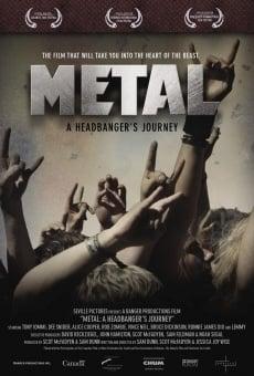 Metal: A Headbanger's Journey on-line gratuito