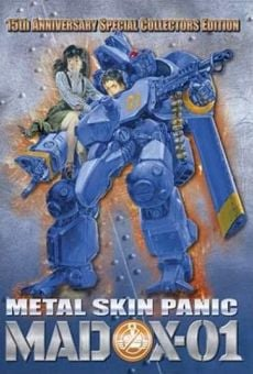 Metal Skin Panic Madox-01 on-line gratuito