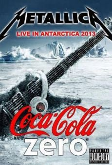 Metallica Live in Antarctica 2013 on-line gratuito