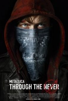 Película: Metallica Through the Never