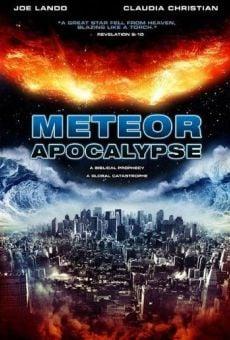 Película: Meteor Apocalypse