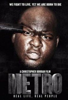 Ver película Metro