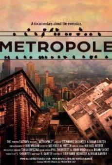 Ver película Metropole
