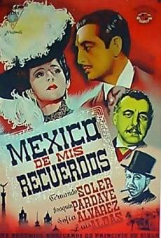 Película: México de mis recuerdos