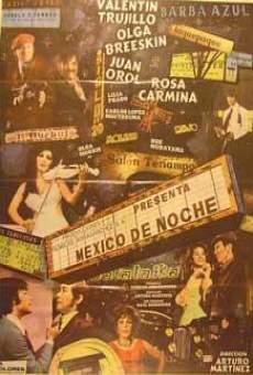 México de noche online