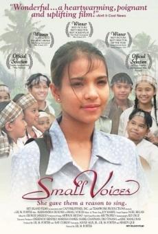 Ver película Mga Munting Tinig