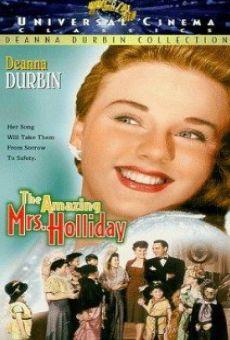The Amazing Mrs. Holliday en ligne gratuit