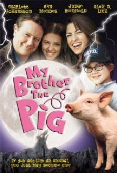 My Brother the Pig on-line gratuito