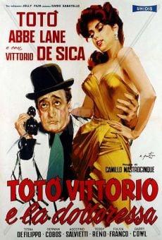 Totò, Vittorio e la dottoressa on-line gratuito