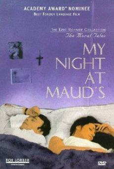 Ma nuit chez Maud on-line gratuito
