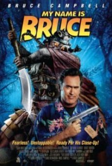 My Name Is Bruce online free