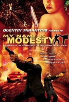 My Name Is Modesty: A Modesty Blaise Adventure on-line gratuito