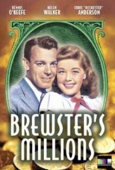 Brewster's Millions on-line gratuito