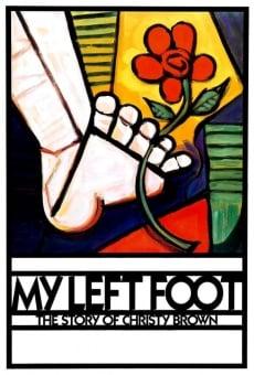 Mi pie izquierdo online