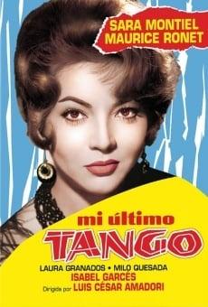Película: Mi último tango