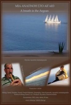 Ver película Un respiro en el Egeo