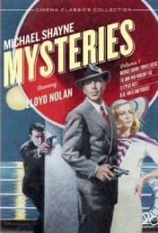 Ver película Michael Shayne: Detective Privado