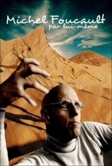 Michel Foucault par lui-meme on-line gratuito