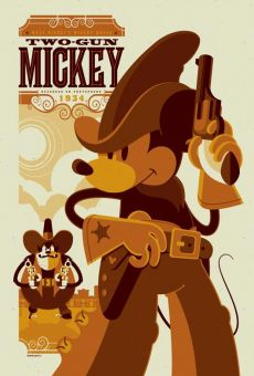 Walt Disney's Mickey Mouse: Two-Gun Mickey on-line gratuito