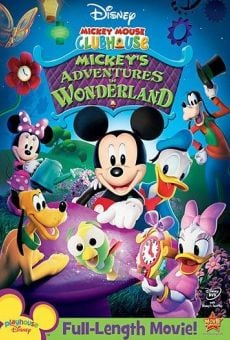 Mickey's Adventures in Wonderland on-line gratuito