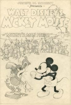 Walt Disney's Mickey Mouse: Mickey's Man Friday on-line gratuito