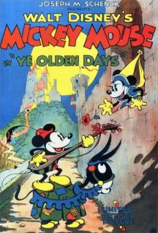 Walt Disney's Mickey Mouse: Ye Olden Days online