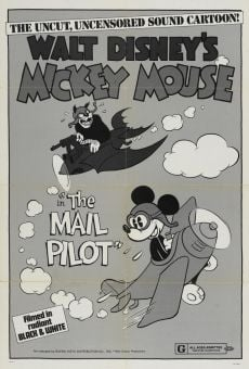 Walt Disney's Mickey Mouse: The Mail Pilot on-line gratuito