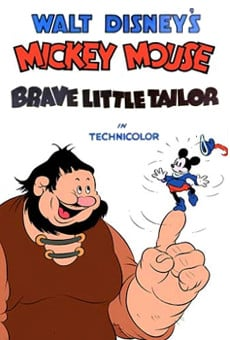Walt Disney's Mickey Mouse: Brave Little Tailor on-line gratuito