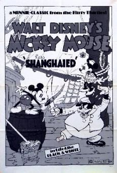 Walt Disney's Mickey Mouse: Shanghaied online