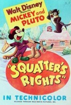 Walt Disney's Mickey Mouse: Squatter's Rights on-line gratuito