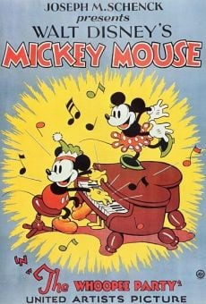 Walt Disney's Mickey Mouse: The Whoopee Party on-line gratuito