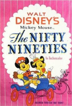 Walt Disney's Mickey Mouse: The Nifty Nineties online streaming