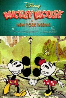 Walt Disney's Mickey Mouse: New York Weenie