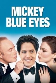 Mickey ojos azules