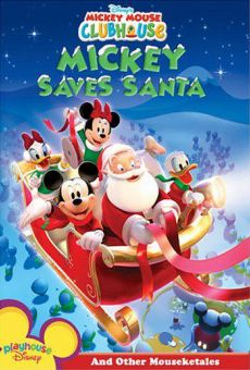 Mickey Saves Santa online