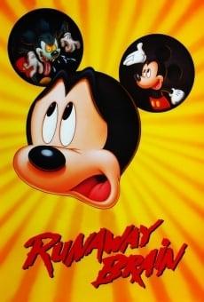 Película: Mickey y su cerebro en apuros