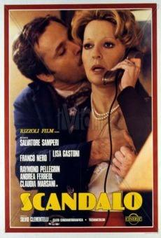 Scandalo on-line gratuito
