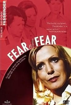 Angst vor der Angst - Fear of Fear on-line gratuito