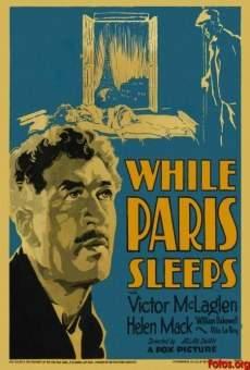 While Paris Sleeps online
