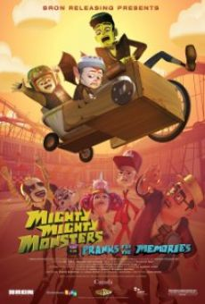Mighty Mighty Monsters in Pranks for the Memories en ligne gratuit