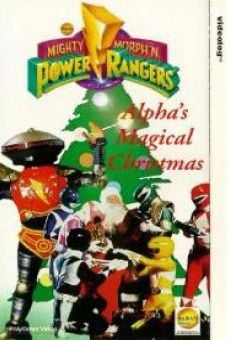 Ver película Mighty Morphin Power Rangers: Alpha's Magical Christmas