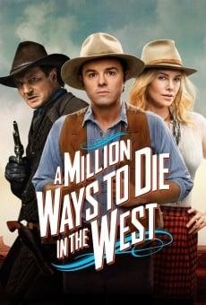 Mille et une façons de mourir dans l'Ouest