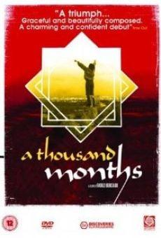 Ver película Mil meses