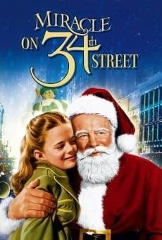 Ver película Milagro en la calle 34