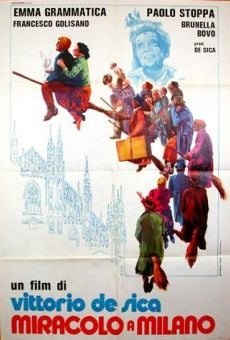 Ver película Milagro en Milán