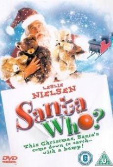 Chi sono? Babbo Natale? online