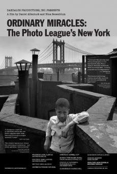 Milagros corrientes: el Nueva York de la Photo League online