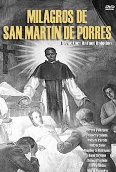 Ver película Milagros de San Martín de Porres